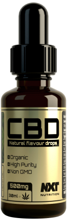 CBD 'Cannabis Sativa' Hemp Oil