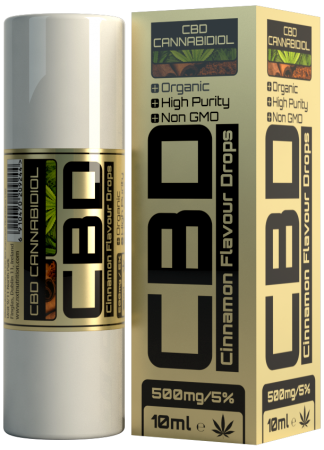 CBD Oil [Flavoured]