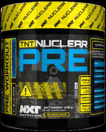 TNT Nuclear PRE