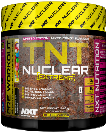 NXT Nuclear Extreme