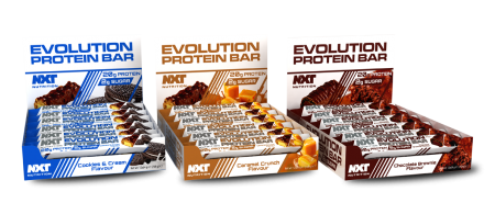 Evolution Protein Bar