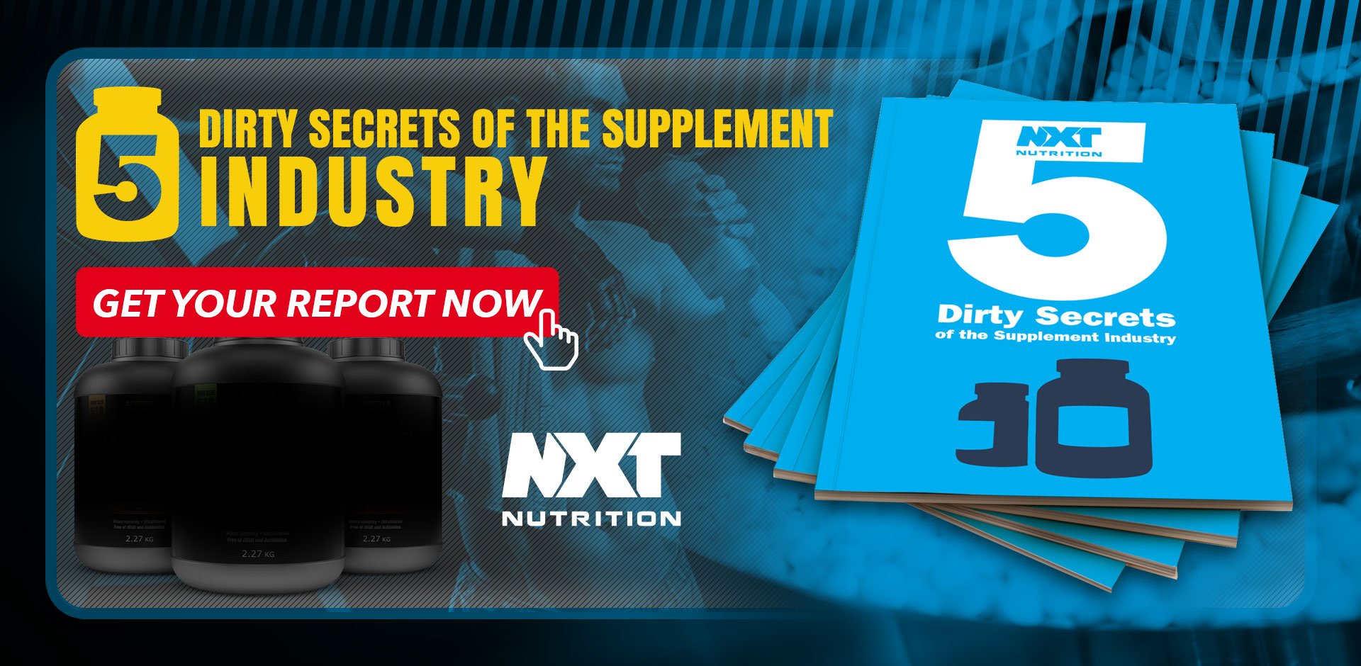 5 Dirty Supplement Secrets